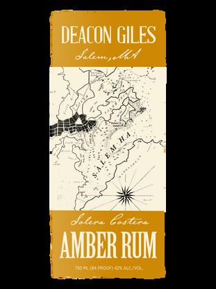 Solera Costera Amber Rum