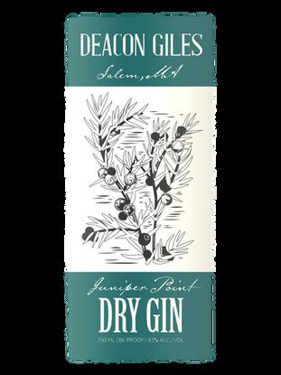 Juniper Point Dry Gin