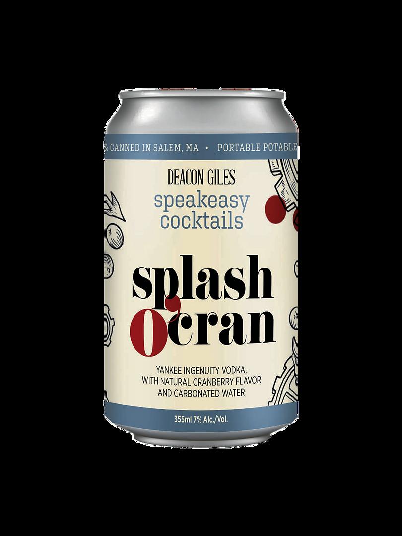 Splash O' Cran