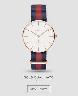Gold dual NATO