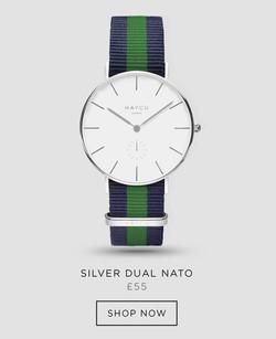 Silver dual NATO