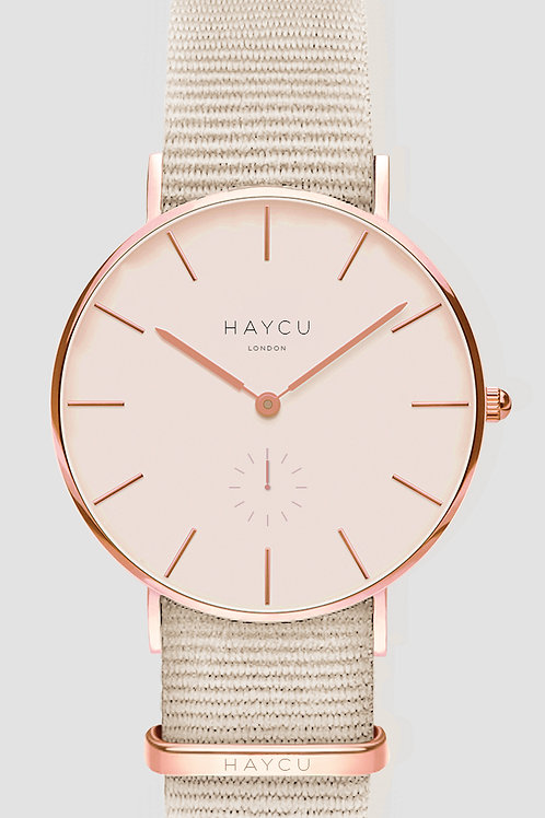 Rose Gold Solid NATO