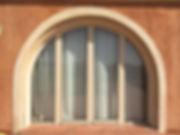 Porte fenêtre cintrée Aluminium