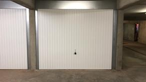 Installation - Porte de garage Basculante