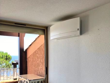 Installation - Daikin Emura l'élégance assurée en toute circonstance.