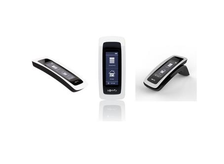Nouveauté produit - Télécommande NINA Somfy (Naturellement Intuitive Naturellement Attachante )