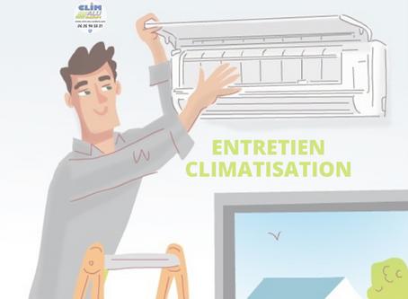Maintenance - Entretien de climatisation