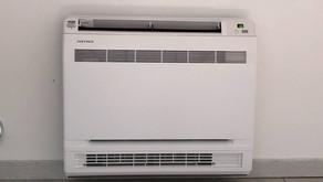Installation climatisation Réversible en console Heiwa Premium Hyoko