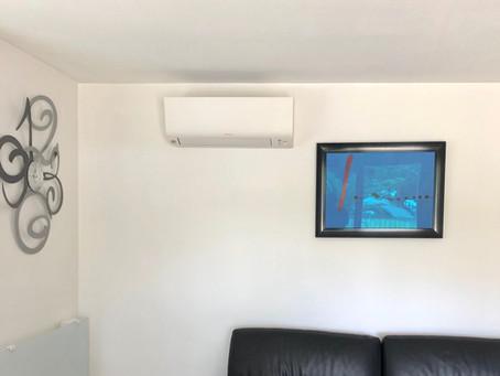Installation - Remplacement d'une clim par un Daikin Perfera Multi-split