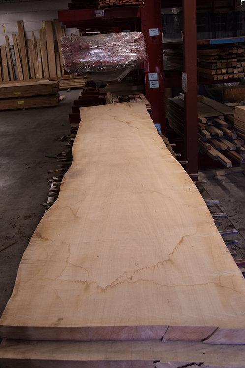 "Soft Maple Slab 15' 1"" #33"