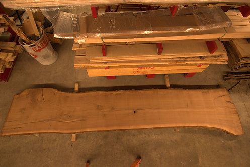 "Walnut Slab 15' 6"" #12"