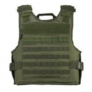 VISM® by NcSTAR® PLATE CARRIER WITH EXTERNAL HARD PLATE POCKETS [2XL+] - GREEN