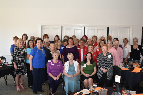 Attendees at the GFWC District 6 Annual Meeting6 members