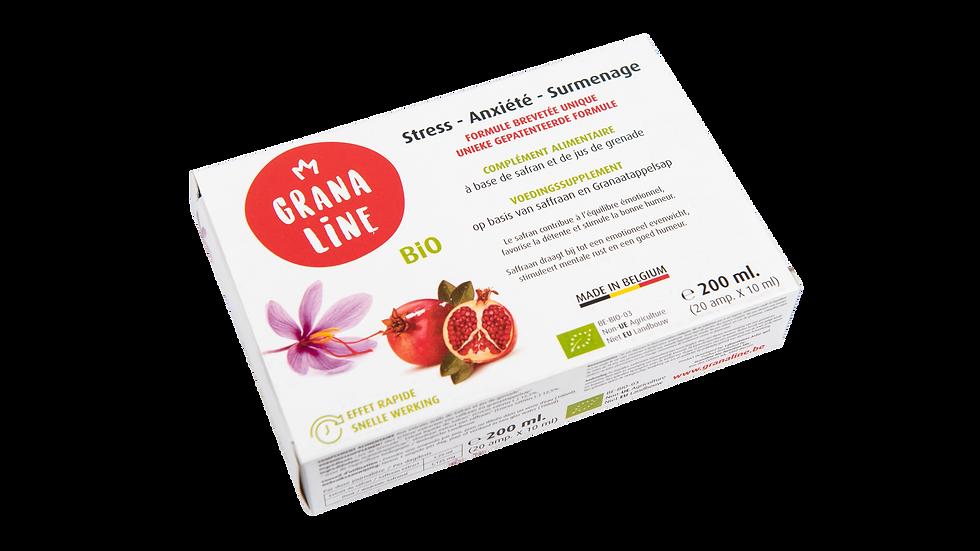 Granaline Anti-Stress - Complément alimentaire
