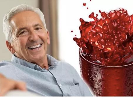 Le jus de grenade, une cure de jouvence pour les mitochondries?