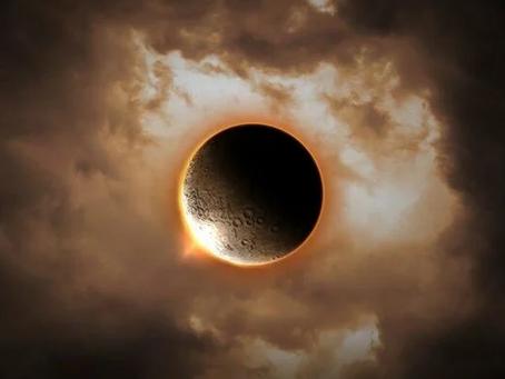 30 novembre 2020 - Pleine Lune et Éclipse Lunaire Annulaire en Gémeaux