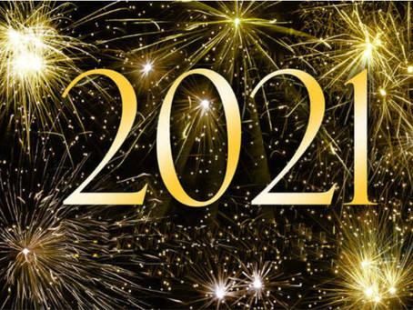 VOS PRÉVISIONS MENSUELLES ASTROLOGIQUES - JANVIER 2021