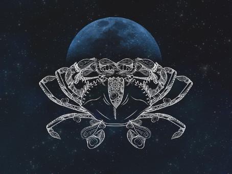 9 juillet 2021 - Nouvelle Lune en Cancer