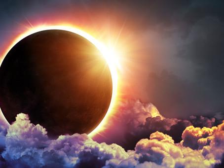 On est à quelques heures... de l'éclipse solaire annulaire en Gémeaux
