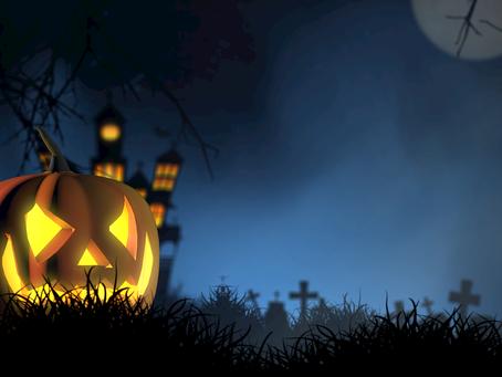 Ça devient un peu plus effrayant: On est à la veille de l'Halloween!