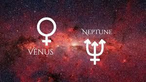 26 octobre 2021 - Vénus-Neptune carré