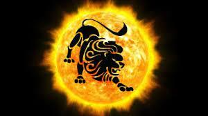 Soleil en Lion