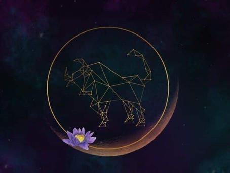 11 mai 2021 - Nouvelle Lune en Taureau