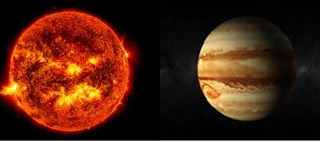 29 janvier 2021 - Soleil-Jupiter conjoint