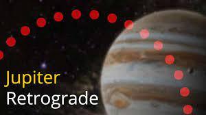 Ça yest... Jupiter est en mode rétrograde