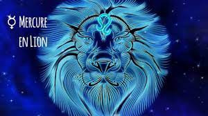 Mercure en Lion