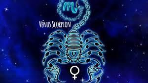 Vénus entre en Scorpion demain