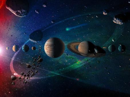 1er juillet 2021 - Mars opposé à Saturne et carré à Uranus