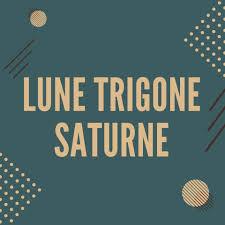 8 septembre 2021 - Lune-Saturne trigone