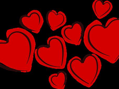 L'amour est dans l'air: La Saint-Valentin approche à grands pas!