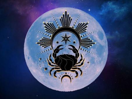 29 décembre 2020 - Journée de la Pleine Lune en Cancer