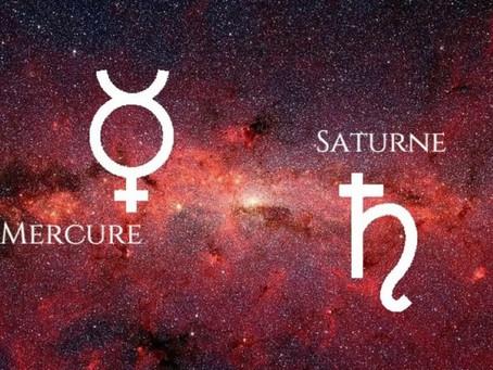 1er novembre 2020 - Mercure carré Saturne
