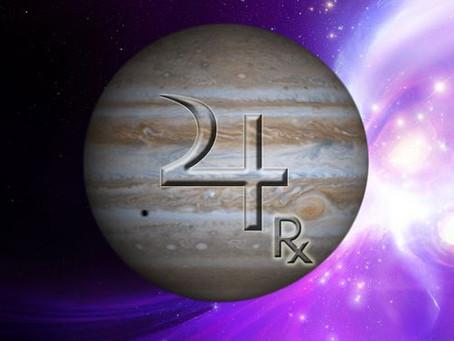 15 juin 2021- Jupiter deviendra officiellement rétrograde cette semaine