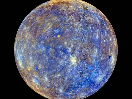 2 juillet 2021 - Mercure conjoint au point d'éclipse du 10 juin dernier