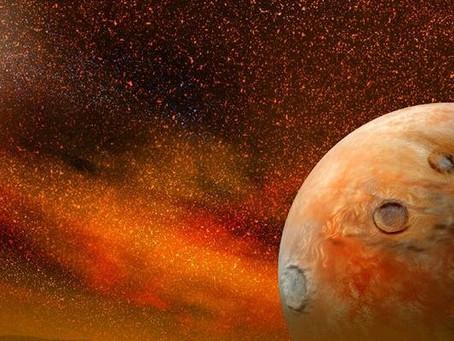 15 décembre 2020 - Vénus en Sagittaire et Chiron en mouvement direct en Bélier