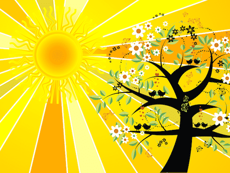 Quelle semaine! Mercure est à veille de s'immobiliser, et ce sera bientôt le solstice d'été!