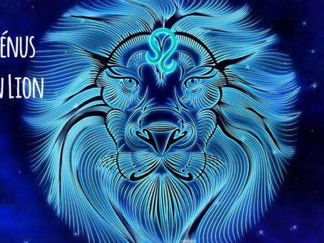 Vénus en Lion
