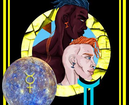 3 mai 2021 - Mercure entre dans les Gémeaux