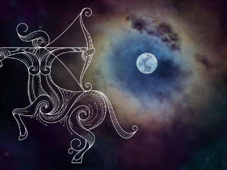 Êtes-vous prêt pour la deuxième Super Lune de 2021? : GRAND TRIGONE D'EAU