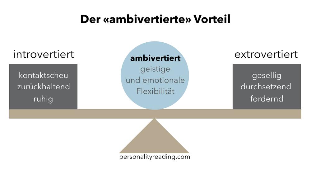 Ein introvertierter Extrovert