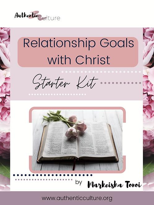New To Christ Starter Kit