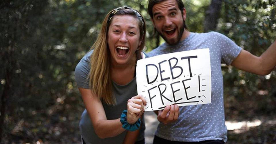 Debt Free due to working the plan as part of Financial Peace University | Dave Ramsey | Matthew Stewart Realtor