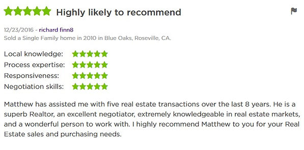 Matthew Stewart real estate REVIEW from Zillow