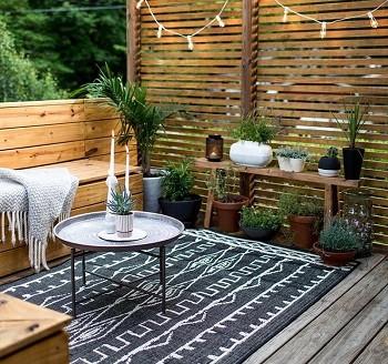 Small backyard space maximized | Matthew Stewart Real Estate | Rocklin