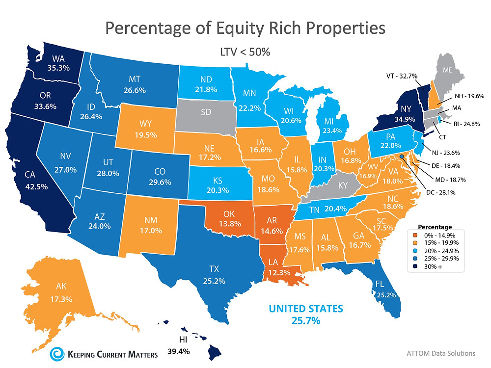 Equity is once again rich in American homes! | Matthew Stewart Real Estate