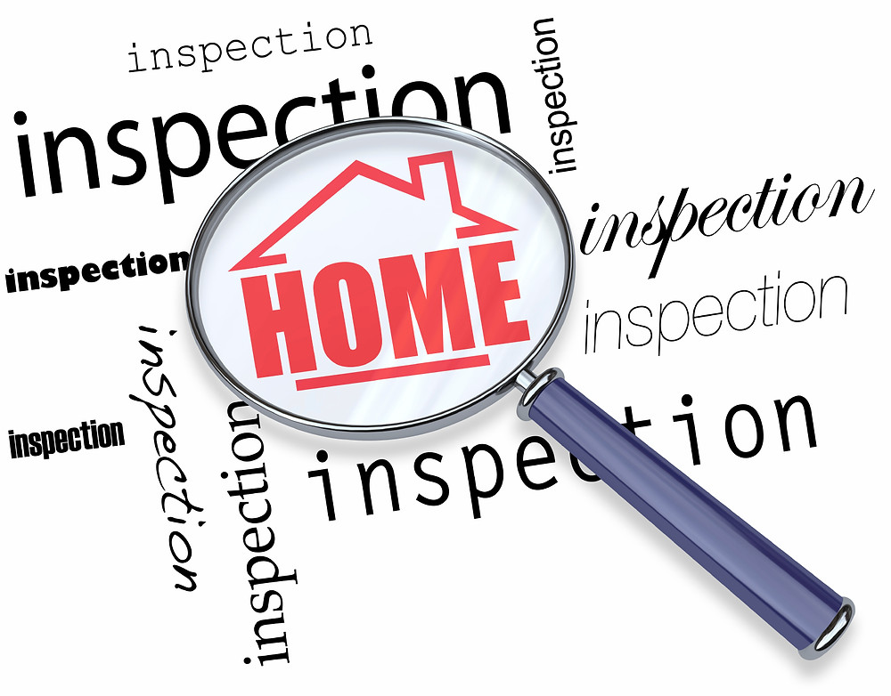 Home inspection magnifying glass | Matthew Stewart Real Estate Team